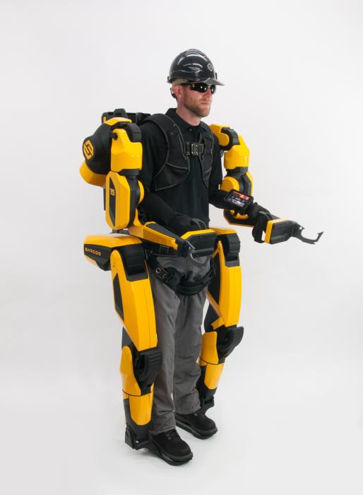 sarcos Robotics guardian-xo