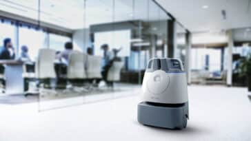whiz-Canon Solutions-SoftBank Robotics