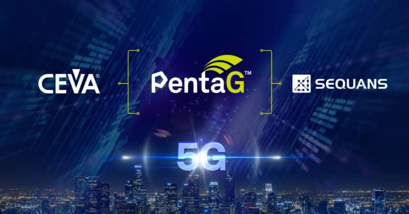 modem IP 5G CEVA