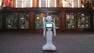 Pepper Softbank Robotics Europe