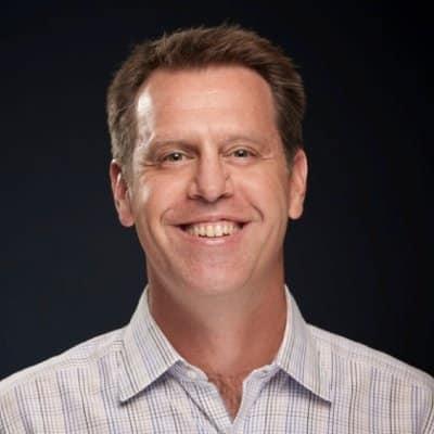 Steve Jarrett à Viva Tech
