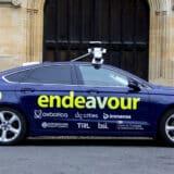 Endeavour conduite autonome