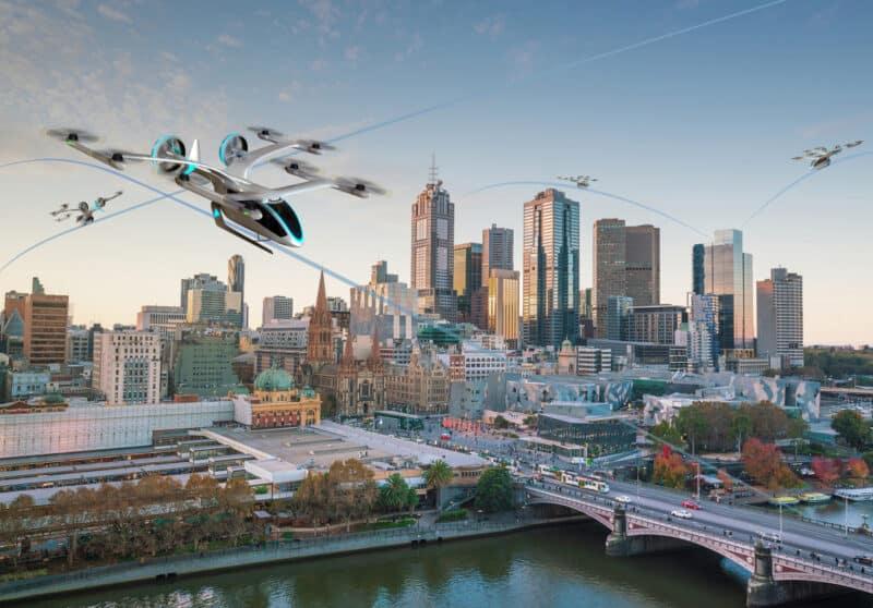 eVTOL-Melbourne