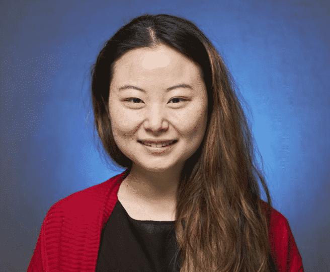 Jean Guo à Viva Tech