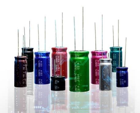 Condensateur Composant Electronique