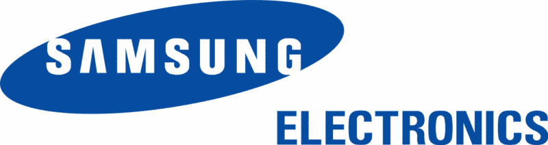 Samsung Electronics logo, fabricants de puces