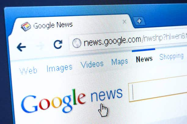 ancien google news