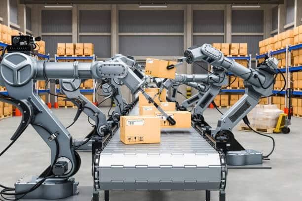 Robotique en entreprise