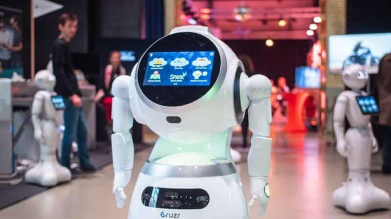 Intuitive Robots constructeurs de robots