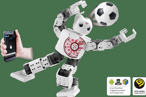 roboitis constructeurs robots