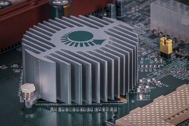 L'aluminium est parmi les métaux des terres rares les plus utilisés en électronique