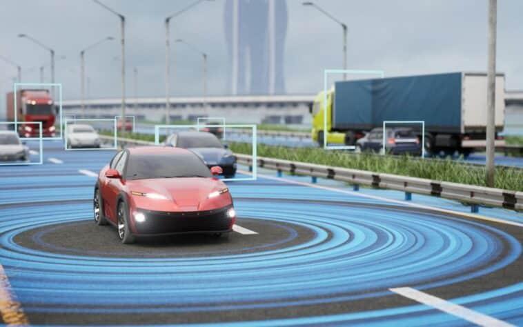 voiture autonome détection