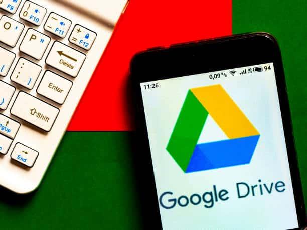Google Drive Mobile