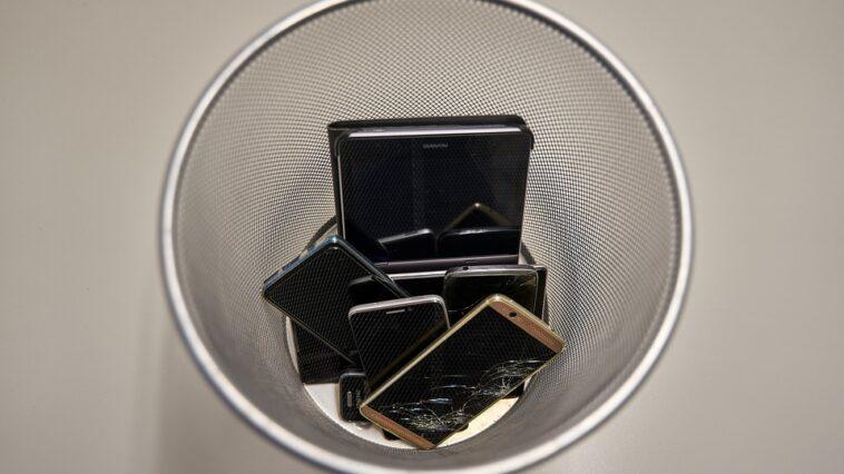 La Royal Mint veut recycler les déchets électroniques